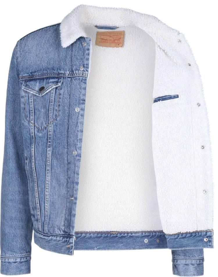 Levi's - the sherpa trucker jacket