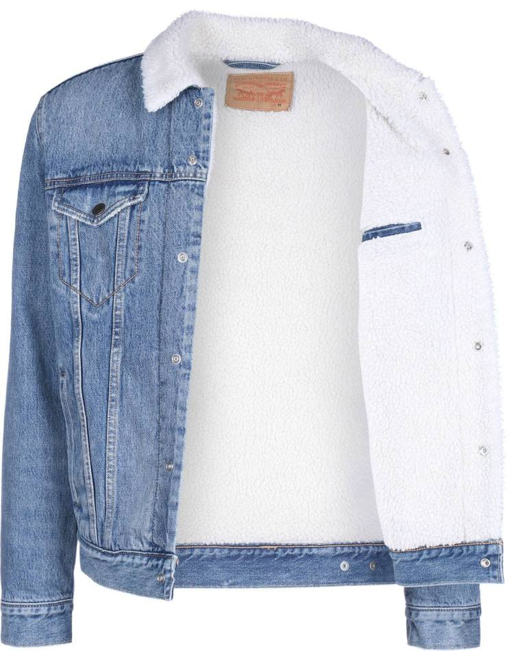Levi's - the sherpa trucker jacket