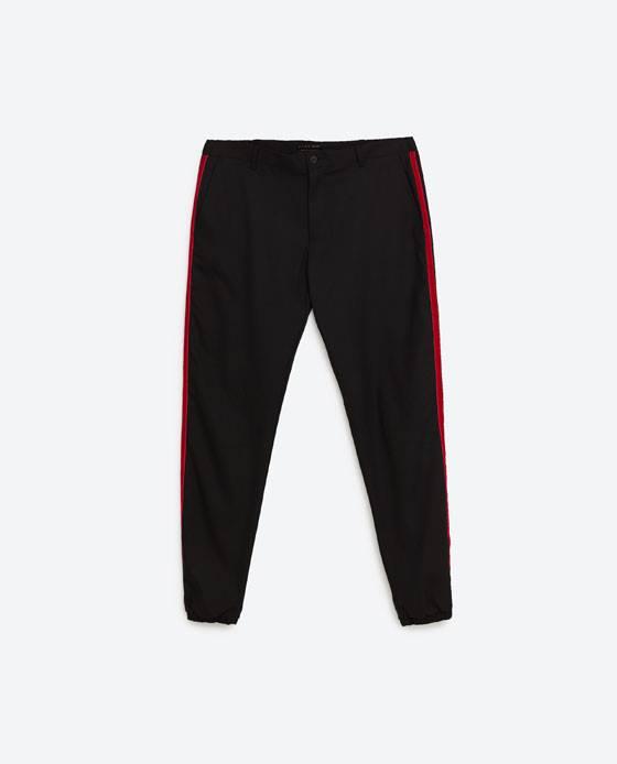 Zara - jogging trousers