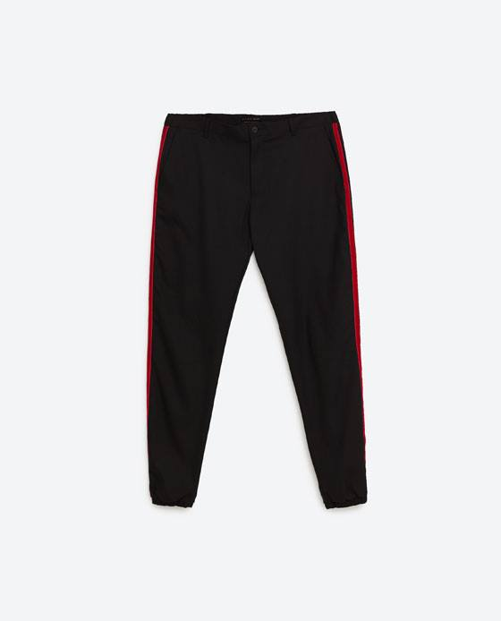 Zara - jogging trousers