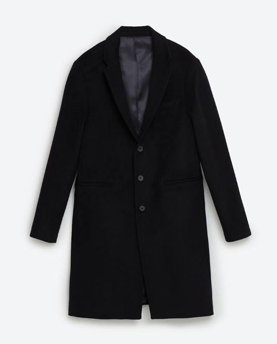 Zara - cashmere coat