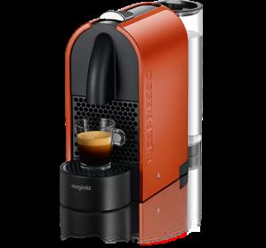 Nespresso - Magimix U Pure Black koffiemachine