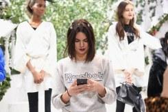 Kendall Jenner - short