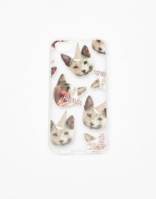 Bershka Caticorns iPhone case - €5,99