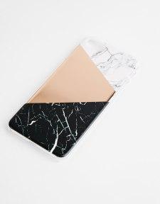 Bershka Marmeren iPhone case