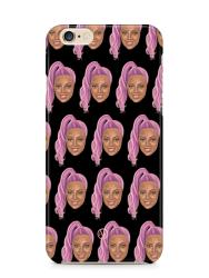 Antwerp Avenue Beyoncé iPhone case