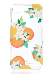 Kate Spade New York - Orange Blossoms telefoonhoes voor iphone