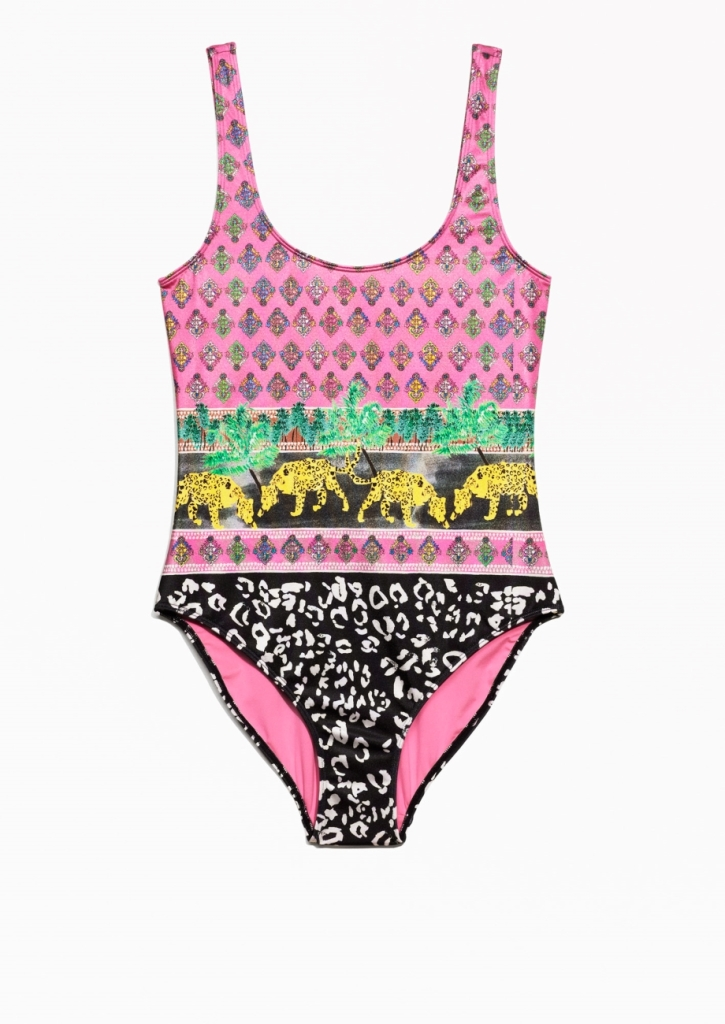 Classic Cut Swimsuit - & Other Stories