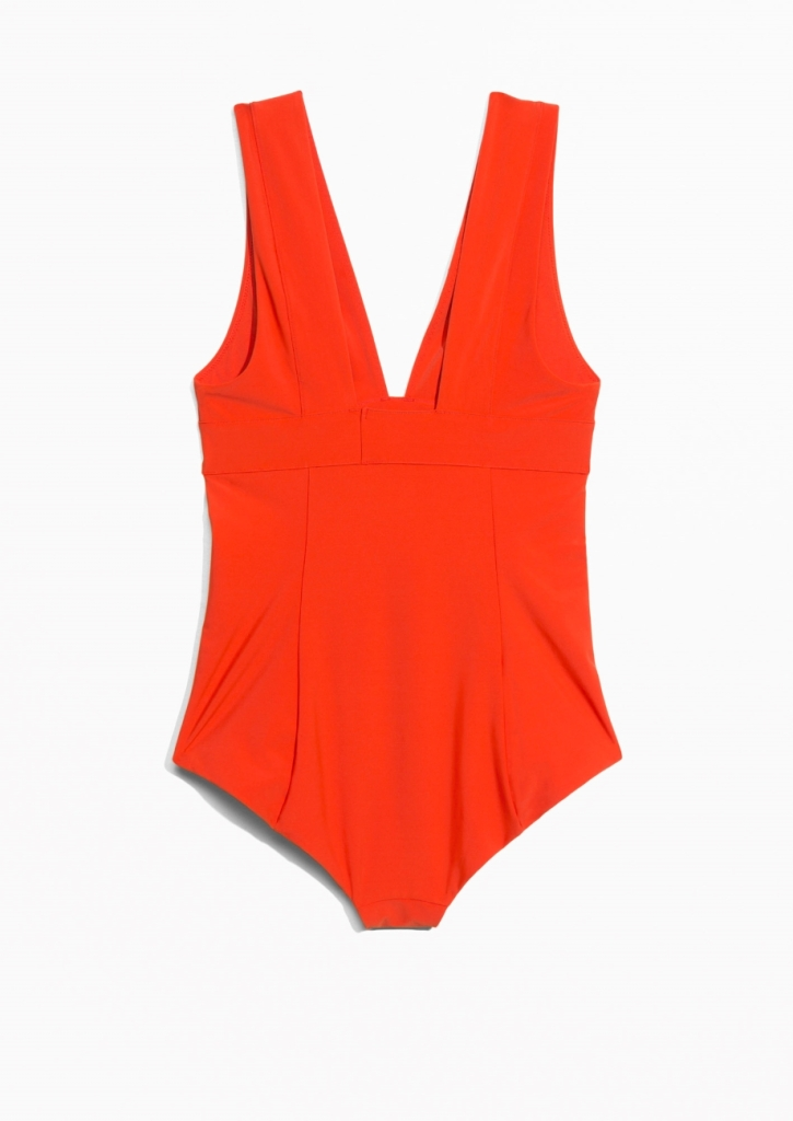 V-Neck Swimsuit And Other Stories 2