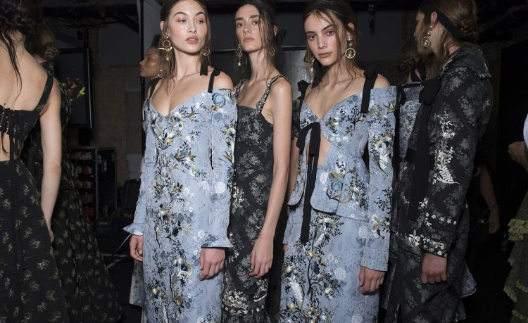 Erdem SS17 by Jason Lloyd-Evans