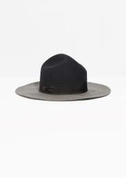 Two Tone Floppy Hat