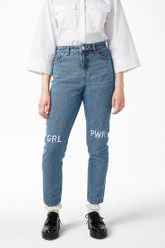 Monki - Kimomo statement jeans