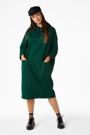 Monki - Oversize hoodie dress