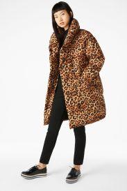 Monki - Puff coat