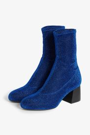 Monki - Stretch ankle boots