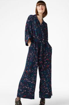 Monki - Wrap jumpsuit
